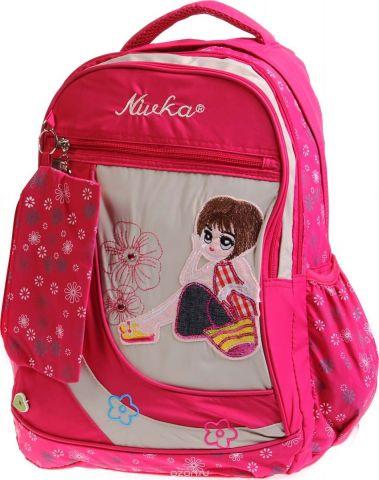 Vittorio Richi Рюкзак детский с наполнением цвет бежевый розовый K05RN170