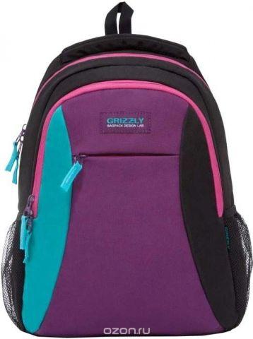 Grizzly Рюкзак цвет черный RD-833-2/2