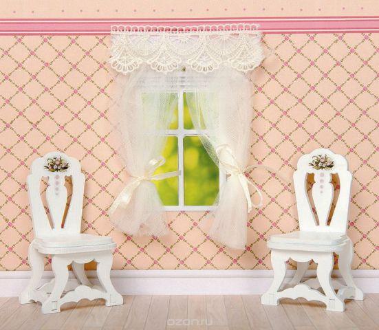 ЯиГрушка Набор мебели для кукол Два стула 2 предмета