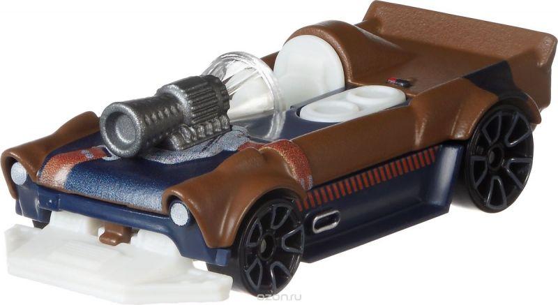 Hot Wheels Трековые машинки Машинки-корабли персонажи Star Wars FJF77_FJF78