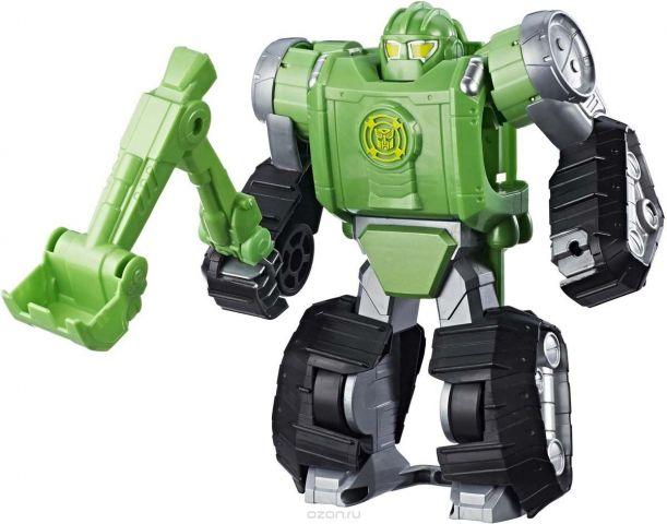 Playskool Heroes Трансформер Трансформеры спасатели Мегабот цвет зеленый