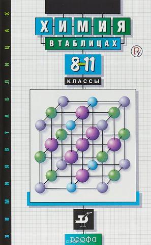 Химия в таблицах. 8?11 классы. Справочное пособие