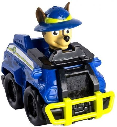 Paw Patrol Машина спасателя Chase 16605_20088405