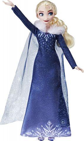 Disney Frozen Игровой набор с куклой Рождество с Олафом