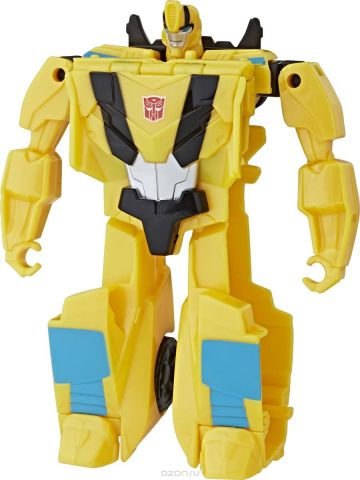 Transformers Игрушка-трансформер Кибервселенная One Step
