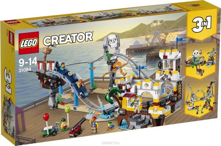 """Конструктор LEGO Creator """"Пиратские горки"""". 31084"""
