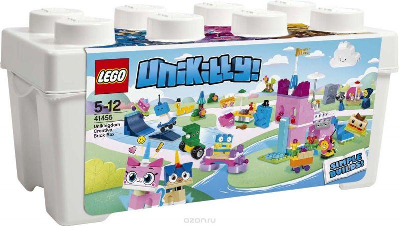"Конструктор LEGO Unikitty ""Королевство"". 41455"