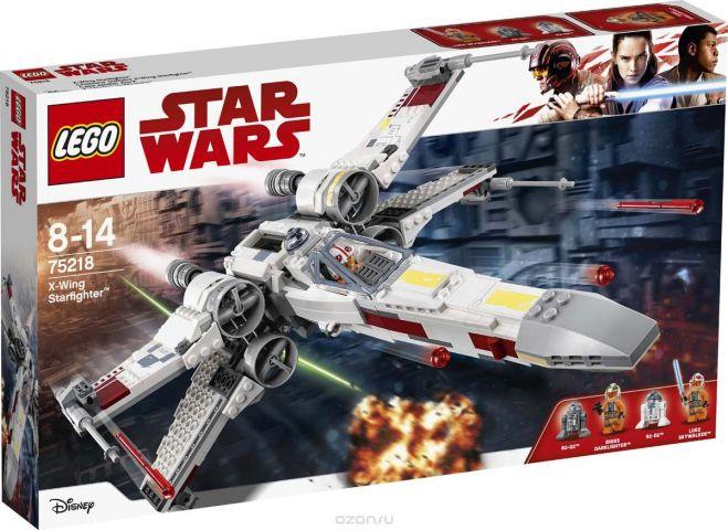 """Конструктор LEGO Star Wars """"Звездный истребитель типа Х"""". 75218"""
