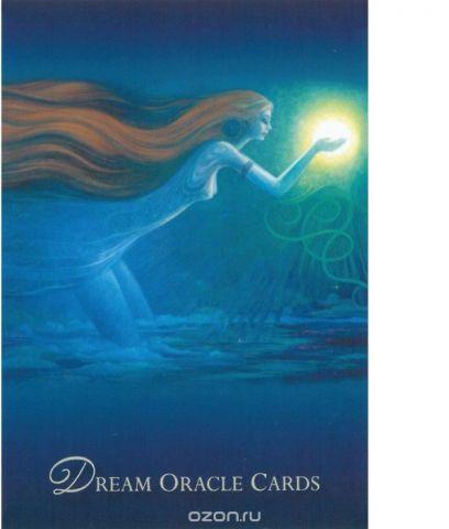 Карты Оракул U.S. Games Systems Oracle cards Dream