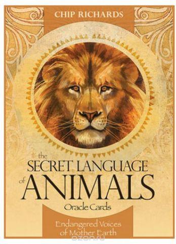 Карты Таро Blue Angel Secret Language of Animals