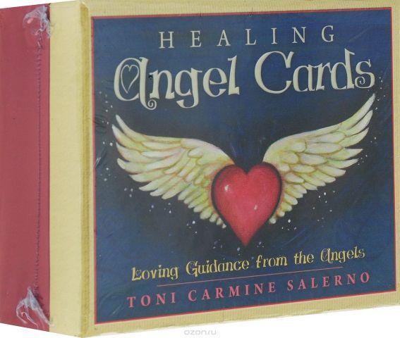 Карты Оракул Blue Angel Oracle cards Healing Angel
