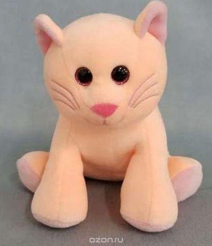 "Игрушка мягкая Teddy ""Кошка"", 16,5 см"