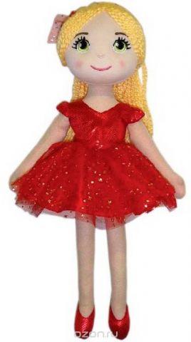 """Кукла Teddy """"Балерина"""", в красной пачке, 40 см. M6019"""