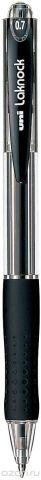 Набор ручек шариковых Uni, цвет чернил: черный, 12 шт. 66272