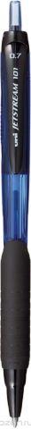 Набор автоматических шариковых ручек Uni, Jetstream SXN-101-07, цвет чернил: синий, 12 шт