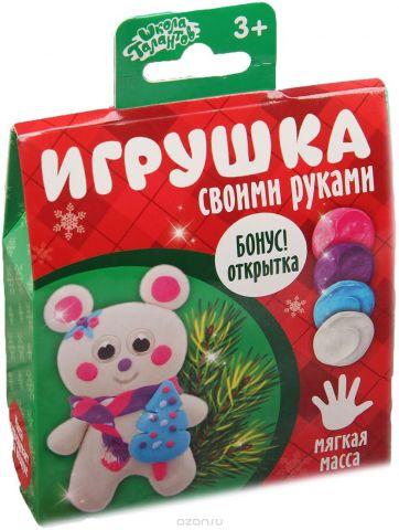 """Набор для создания игрушки Школа талантов """"Мишка"""". 2366507"""