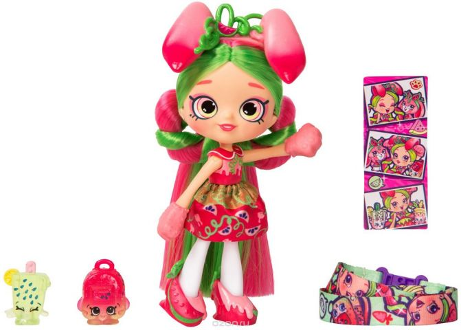 "Кукла Shopkins ""Арбузинка Пиппа"""