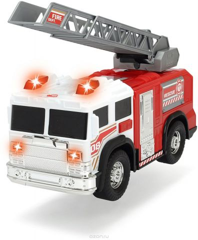 Пожарная машина Dickie Toys Action sereies, 30 см
