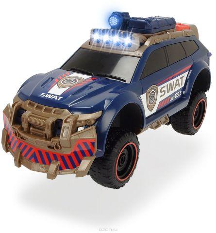 """Полицейский внедорожник Dickie Toys """"Street force. Защитник города"""", 33 см"""
