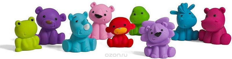 "Развивающая игрушка Infantino ""Зоопарк"""