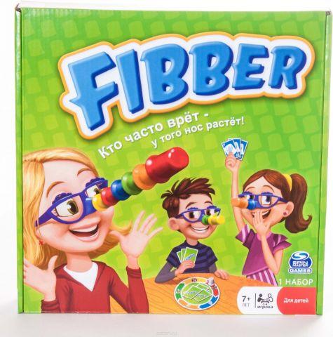 """Настольная игра """"Fibber"""""""