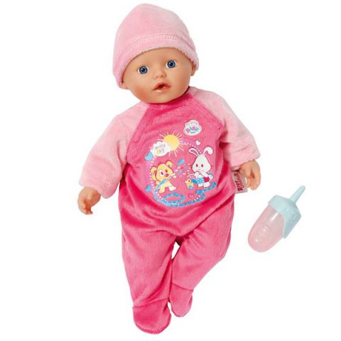 Zapf Creation Baby born 822-500 Бэби Борн my little BABY born Кукла быстросохнущая 32 см