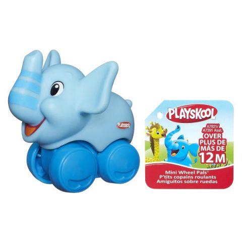 Hasbro Playskool A7391 Возьми с собой Веселые мини-животные (в ассортименте)
