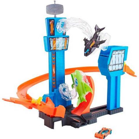"Mattel Hot Wheels GFH90 Хот Вилс Игровой набор ""Аэропорт"""