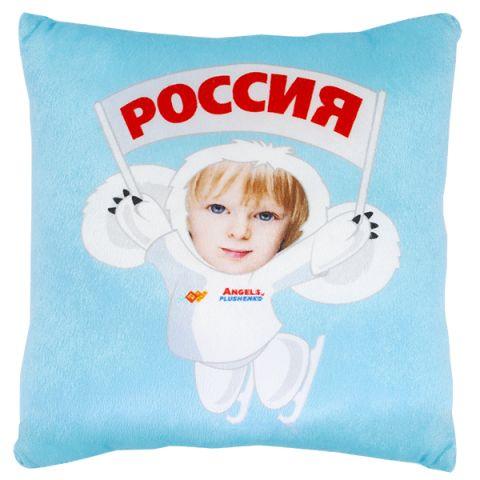 Чебусашка LVY018 Игрушка-подушка