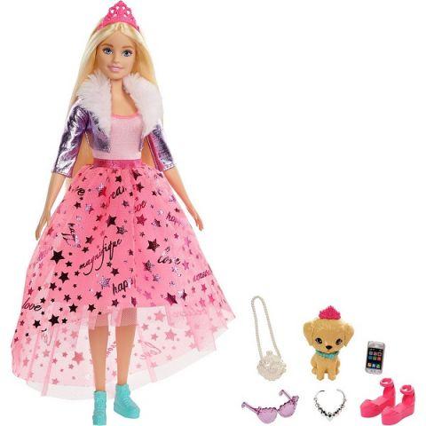 Mattel Barbie GML76 Барби Набор Barbie Приключения принцессы кукла+питомец