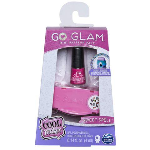 """Go Glam 6052633 Малый набор для """"Принтера для ногтей"""""""