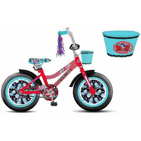 1toy Самокаты BH20218 Детский велосипед LOL