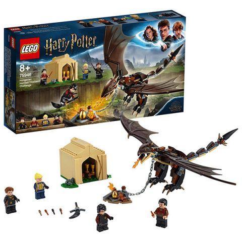 LEGO Harry Potter 75946 Конструктор ЛЕГО Гарри Поттер Турнир трёх волшебников: Венгерская хвосторога