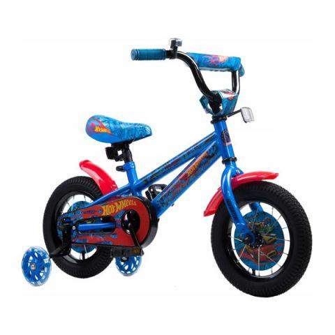 "1toy BH12138 Детский велосипед Hot Wheels, колеса 12"""