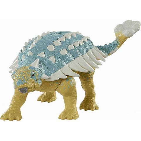 Mattel Jurassic World GWY27 Фигурка Мир Юрского Периода Рычащий динозавр Анкилозавр