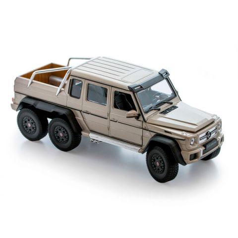 Welly 24061 Велли Модель машины 1:24 Mercedes-Benz G63 AMG 6x6
