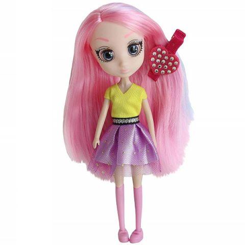 Shibajuku Girls HUN6878 Кукла Сури 2, 15 см