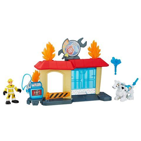 Hasbro Playskool Heroes B4963 Трансформеры Игровой набор Спасатели