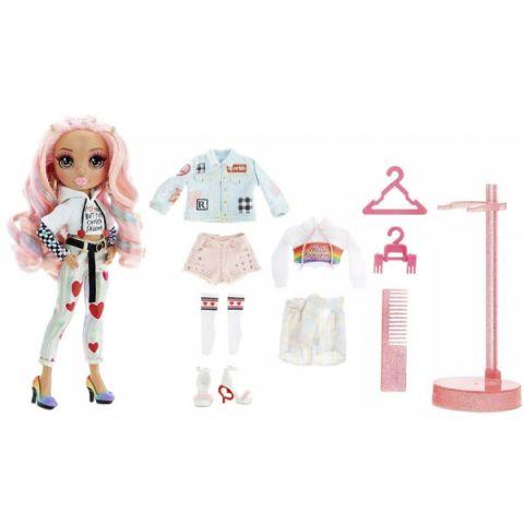 Rainbow High 422792-INT Кукла Fashion Doll- Kia Hart