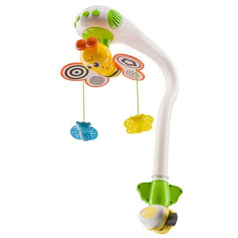 "Happy Baby 330074 Музыкальный мобиль ""MAGIC BUTTERFLIES"""