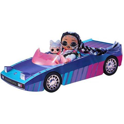 L.O.L. Surprise 117933 Автомобиль с куколкой (Dance Machine)