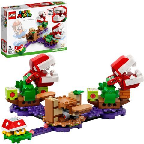 LEGO Super Mario 71382 Конструктор ЛЕГО Супер Марио Дополнительный набор Загадочное испытание