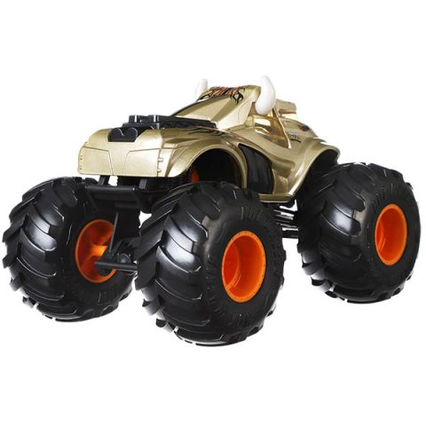 Mattel Hot Wheels GBV33 Хот Вилс Монстр трак 1:24 Steer Clear