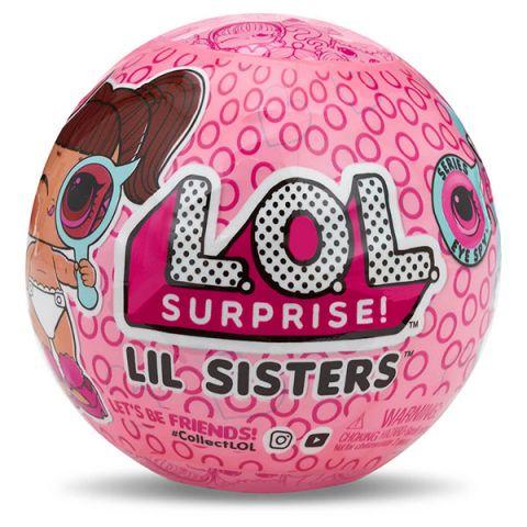L.O.L. Surprise 552147 Сестрёнки Декодер