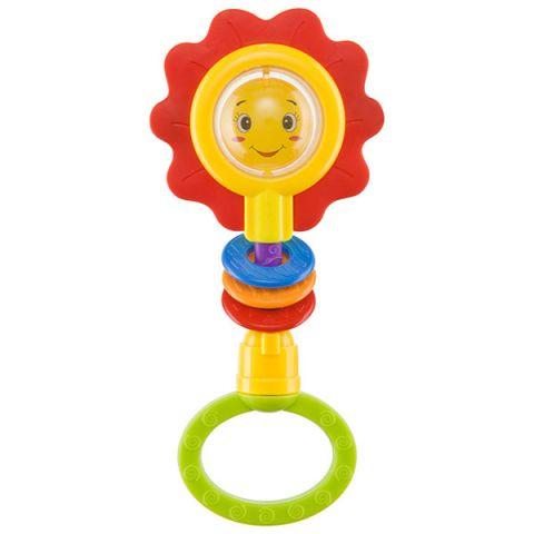 """Happy Baby 330370 Погремушка """"FLOWER TWIST"""""""