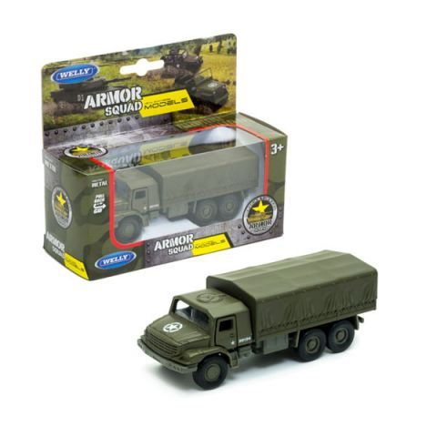 Welly 99194 Велли Военный автомобиль
