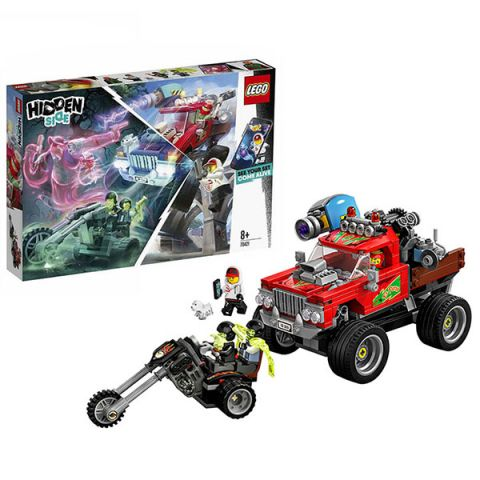 LEGO Hidden Side 70421 Конструктор ЛЕГО Трюковый грузовик Эль-Фуэго