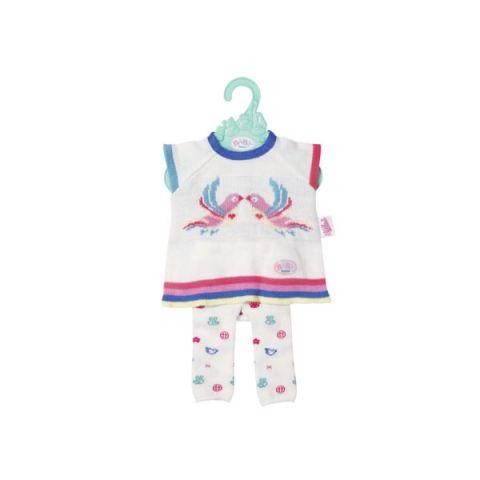 Zapf Creation Baby born 826-966 Бэби Борн Трикотажный костюмчик