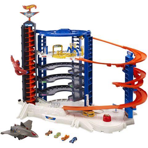 Mattel Hot Wheels FML03 Хот Вилс Невообразимая Башня