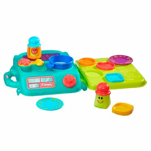 Hasbro Playskool B5848 Возьми с собой Моя первая кухня